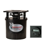 GSM Outdoors American Hunters RD-PRO Digital Feeder Kit & Varmint Guard