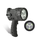 GSM Outdoors 3 Watt Cyclops Flare Handheld LED Spotlight