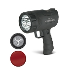 GSM Outdoors Cyclops Sirius - 300 / 45 Lumens - Rechargeable Hand Held Light
