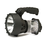 GSM Outdoors Cyclops Rechargeable 3 Watt SpotLight and Lantern