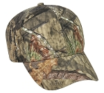 Outdoor Cap Company Mid Profile Basic Twill (Mossy Oak Break-Up Country)