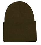Outdoor Cap Company Watch Cap W/Cuff Beanie (Brown)