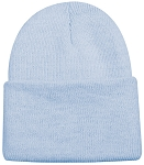 Outdoor Cap Company Watch Cap W/Cuff Beanie (Columbia Blue)