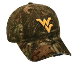 Outdoor Cap Company Mossy Oak Break Up Infinity College (West Virginia Mountaineers)