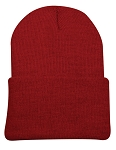 Outdoor Cap Company Watch Cap W/Cuff Beanie (Cardinal Red)