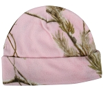 Outdoor Cap Company Lightweight Fleece Watch Cap (Realtree Pink)