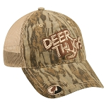 Outdoor Cap Company Deer Thugs (Mossy Oak Bottomland)