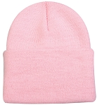 Outdoor Cap Company Watch Cap W/Cuff Beanie (Pink)