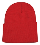 Outdoor Cap Company Watch Cap W/Cuff Beanie (Red)