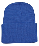 Outdoor Cap Company Watch Cap W/Cuff Beanie (Royal)