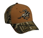 Outdoor Cap Company Winchester Canvas & Camo Brown (Mossy Oak Break-Up Infinity)