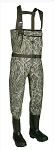 Allen Company Cattail Bootfoot Neoprene Chest Wader (Mossy Oak Blades) (Sizes 7-13)