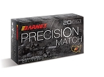 Barnes Precision Match 308 Win 175gr OTM Boat Tail