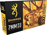 Browning BXR Rapid Expansion 7mm Rem Mag 144gr Matrix Tip
