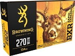 Browning BXC Controlled Expansion 270 Win 134gr Terminal Tip