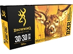 Browning BXR Rapid Expansion 30-30 Win 155gr Matrix Tip