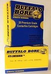 Buffalo Bore 475 Linebaugh 420gr LBT-LFN