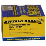 Buffalo Bore Standard Pressure Heavy .45 Colt 255gr Keith Soft Cast (Gas Checked)