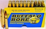 Buffalo Bore 30-06 Low Recoil 150gr Spitzer