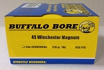 Buffalo Bore .45 Win Mag 230gr FMJ