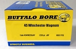 Buffalo Bore .45 Win Mag 230gr JHP