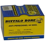 Buffalo Bore Anti-Personnel 44 Mag. 180gr JHP