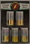 Exotic Products 12ga Shorty Buck & Shot 4, 1-3/4''