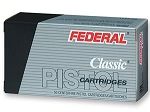 Federal Classic 9mm 115gr Hi-Shock JHP 50 Rnds