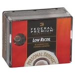Federal Premium Personal Defense Low Recoil .38 Special 110gr Hydra-Shok JHP