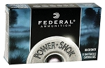 Federal Power-Shok 16ga 2-3/4'' Buckshot 12 Pellets-1 Buck