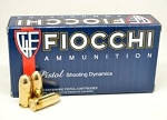 Fiocchi Shooting Dynamics 9mm Luger 124gr FMJ