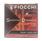 Fiocchi Shooting Dynamics Heavy Target Load 12ga 2-3/4
