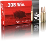 Geco Plus .308 Win. 170gr HP 20 Rnds