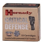 Hornady Critical Defense 32 H&R 80gr FTX