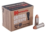 Hornady Critical Defense 44 Special 165gr FTX