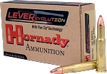 Hornady LEVERevolution 32 Win Spcl 165gr FTX