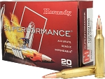 Hornady Superformance 7mm Rem Mag 139gr GMX
