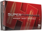 Hornady Superformance 25-06 Rem 117gr SST