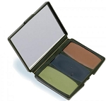 Hunter's Specialties Camo Compac 3-Color Woodland Makeup Kit