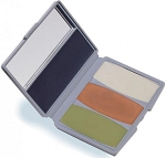 Hunter's Specialties Camo Compac 4-Color Woodland Makeup Kit