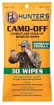 Hunter's Specialties Camo-Off Makeup Remover