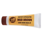 Hunter's Specialties Camo Tube Makeup 1-oz (Mud Brown)