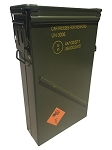 .81mm Military Ammo Can (Short)