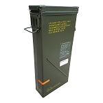 .81mm Military Ammo Can (Tall)