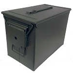 Military S.A.W. Box (Squad Automatic Weapon) Ammo Can