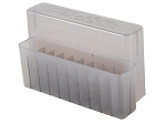 MTM Case-Gard Slip-Top Large Rifle Polymer 20 Rnds Ammo Box