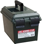 MTM AC11 Rugged Polymer Ammo Can (Forest Green)