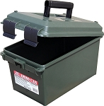 MTM Rugged 30 Caliber Wide Ammo Can (Forest Green)