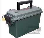 MTM Rugged 30 Caliber Narrow Ammo Can (Forest Green)
