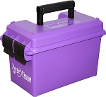 MTM Rugged 50 Caliber Ammo Can (Purple)